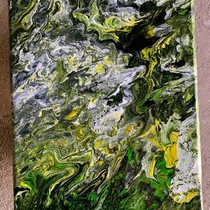 New painting on canvas beautiful